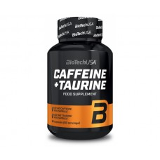 Caffeine & Taurine 60cps