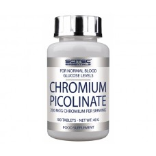 Chromium Picolinate 100tb