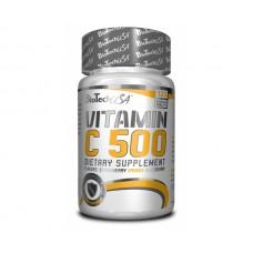 Vitamina C 500 mg 3 Arome 120tb