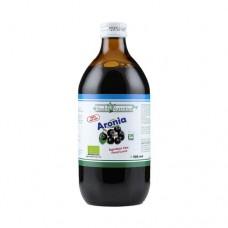 Aronia 100% Pur, Bio, 500ml, Healt Nutrition