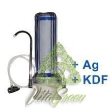Filtru de apa CleanLife Silver GAC (+Ag+KDF)