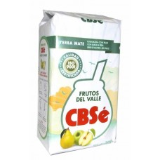 Ceai Mate CBSe cu Aroma de Mere si Pere 500g