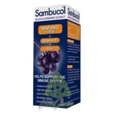Sirop din fructe de soc  250ml Sambucol