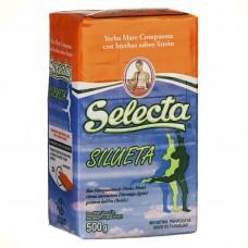 Ceai Mate Selecta Silueta 500g